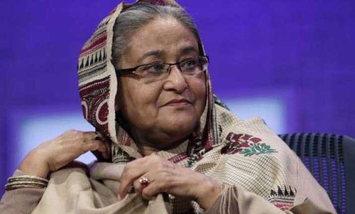 bangladesh pm blames mamata for teesta treaty failure