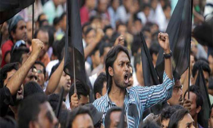 bangladesh s shahbag movement still on claim leaders