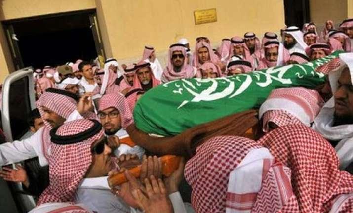 bangladeshi court sentences 5 to death for killing saudi
