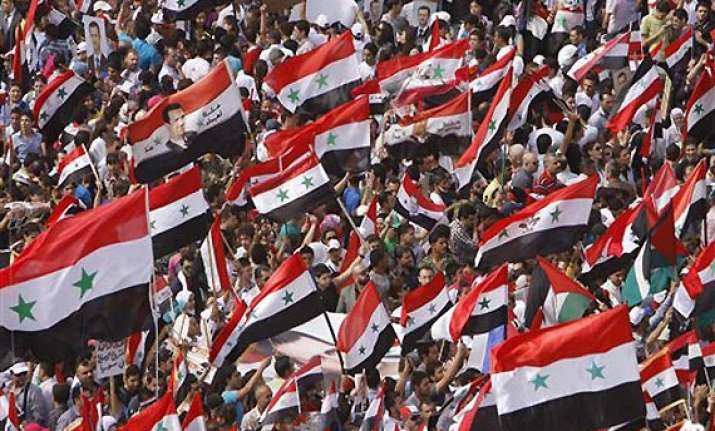 bashar al assad will be the next to fall say syrians