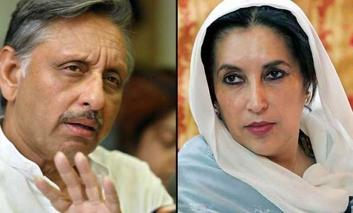 benazir admitted to poor handling of kashmir issue aiyar