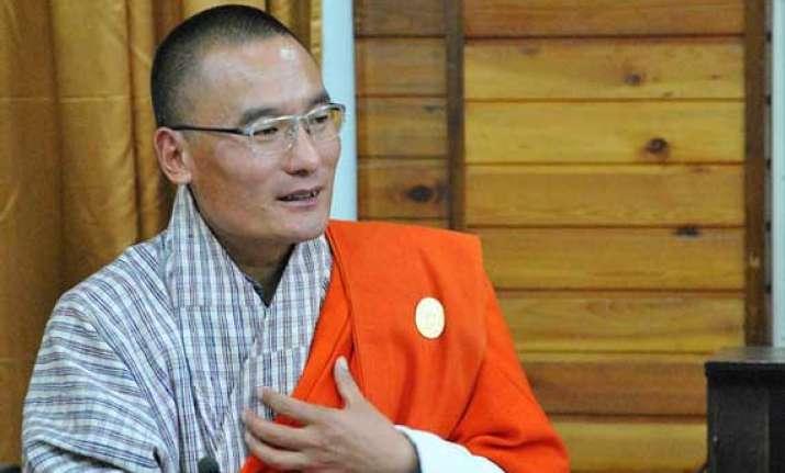 bhutan pm tshering tobgay declines revised salary