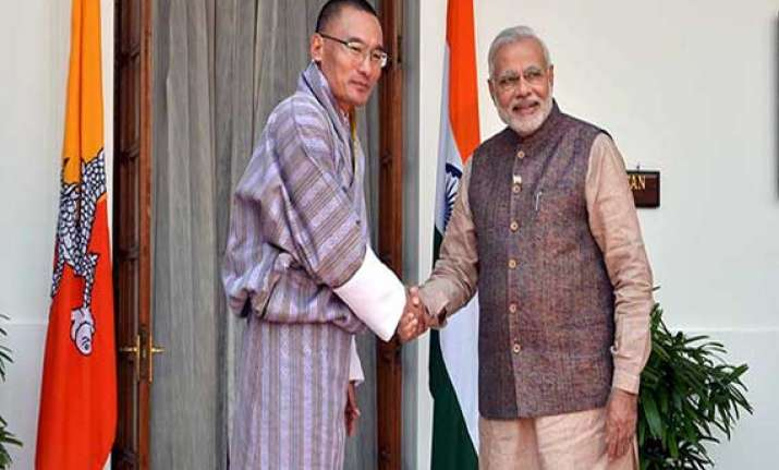 bhutan preparing to welcome narendra modi