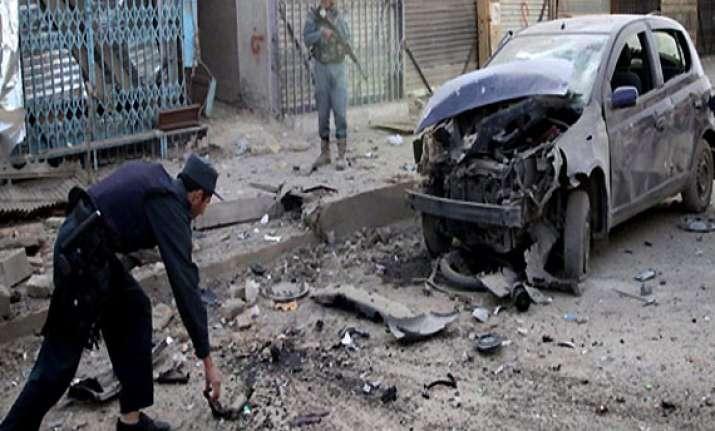 india blames pak terror machines responsible for jalalabad