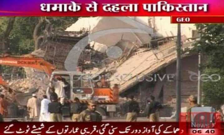 5 killed as suicide truck bomber decimates cid building in