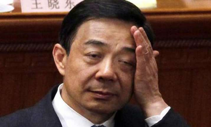 bo xilai stands trial for bribery abuse of power