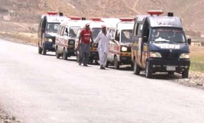 bodies of 13 rail passengers slain recovered in balochistan