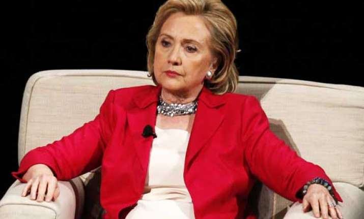 book claims hillary clinton has heart problem other health