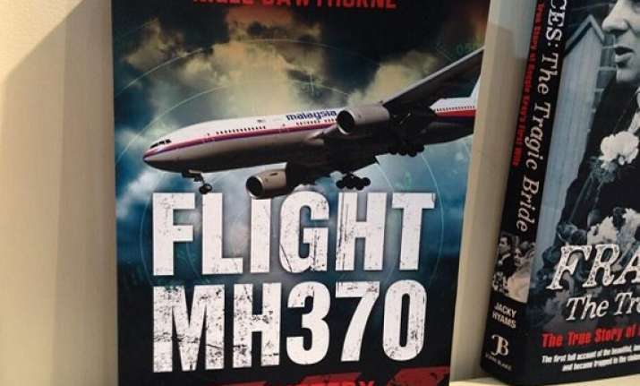 book claims missing malaysia airlines plane was shot down