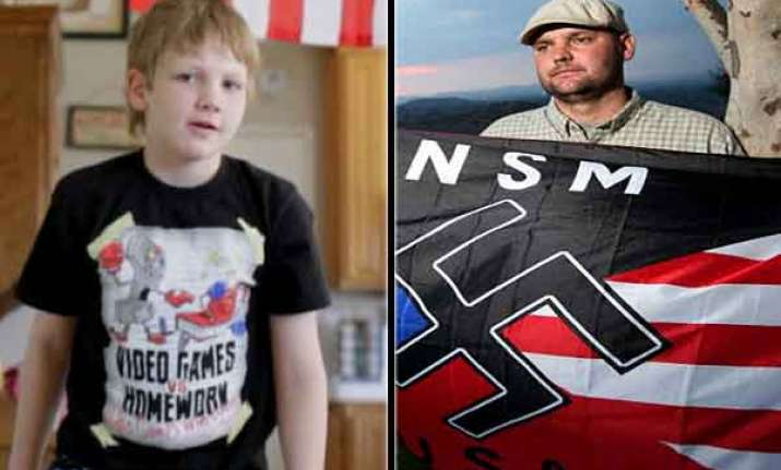 boy who killed nazi dad at age 10 to be sentenced
