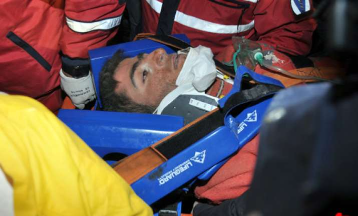 boy rescued after 108 hours under turkey quake rubble