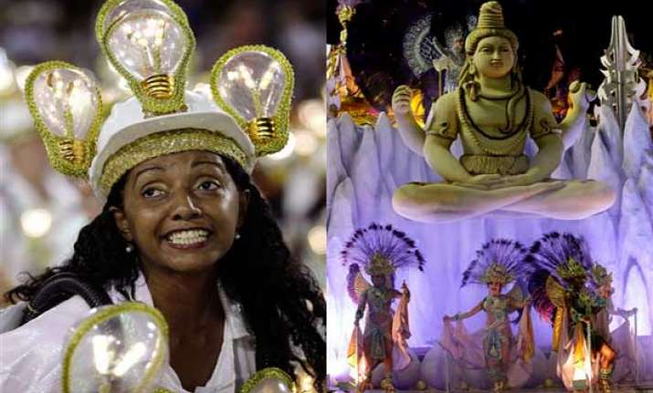 brazil s carnival turns focus to glitzy parades