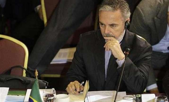 brazilian foreign minister resigns