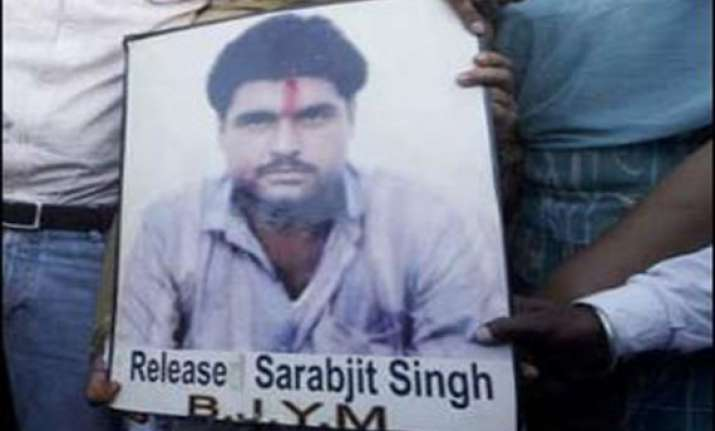 bright prospects of sarabjit s release says his lawyer