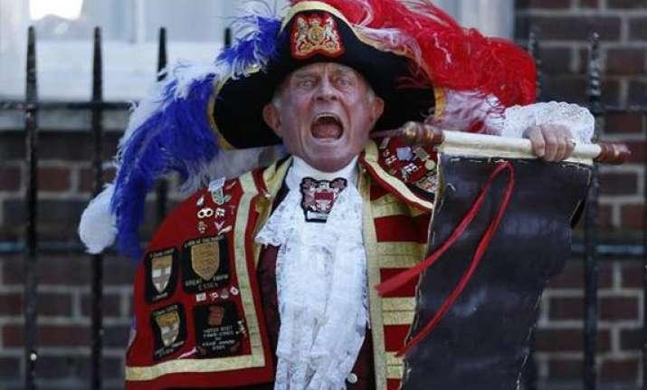 britain celebrates birth of its royal baby