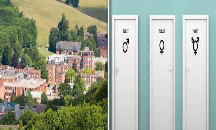 britain s university to build three types of toilet for men