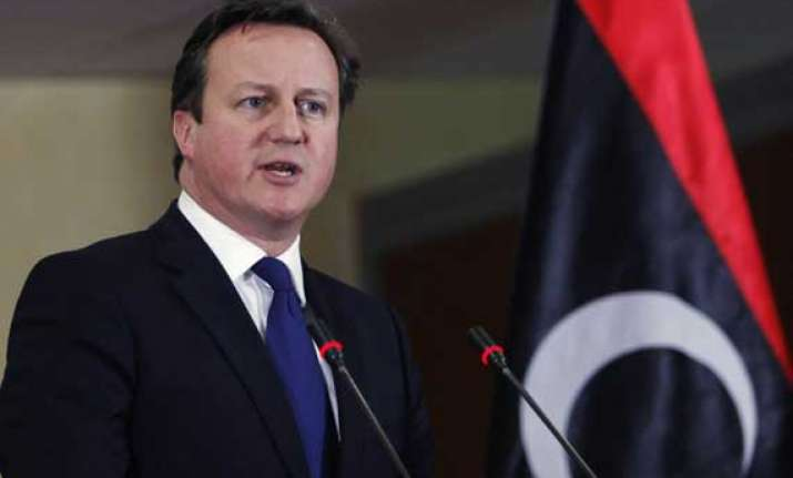 britain to give military training to libyan security forces