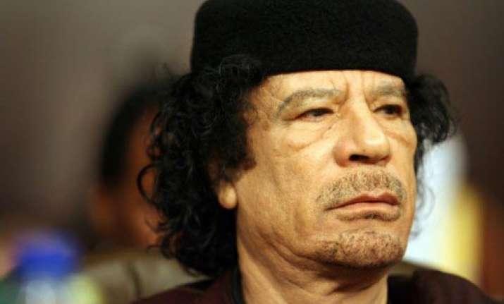 britain freezes gaddafi s assets