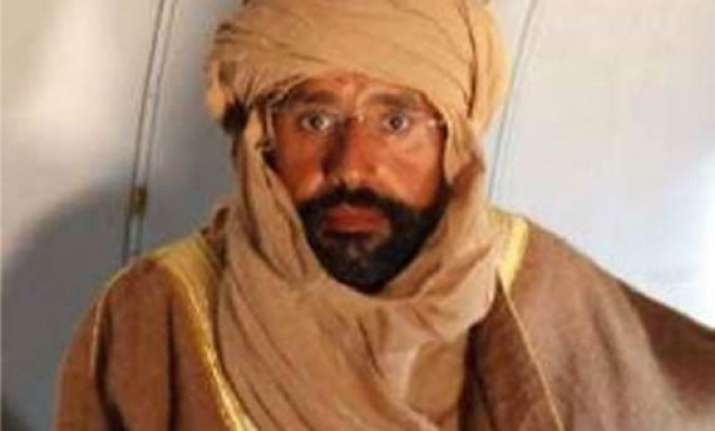 britain s mi6 helped capture muammar gaddafi s son saif