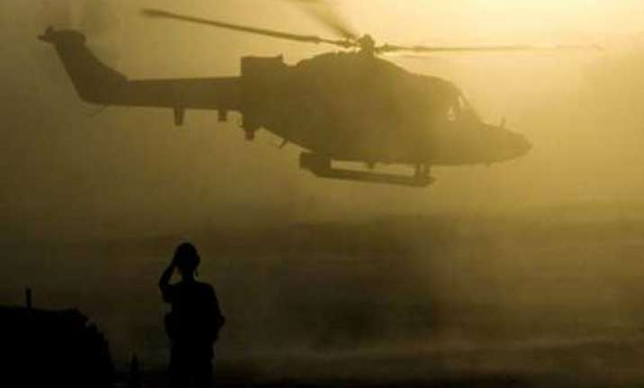 british helicopter crashes in afghanistan 5 killed