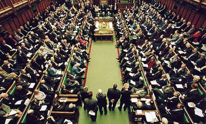 british parliament rejects military intervention in syria