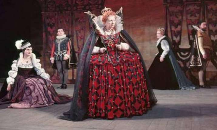 britten s coronation opera revived after 60 years