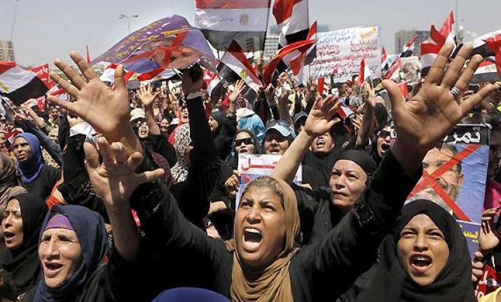 brotherhood calls for protests death toll crosses 800