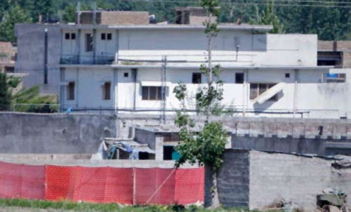 cia team visits laden mansion searches for over 6 hours