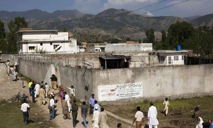 cia team to examine osama compound in abbottabad