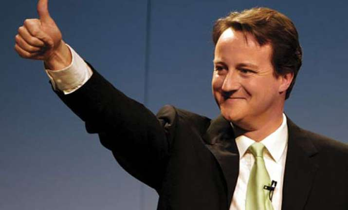 cameron congratulates modi as uk hails bjp s poll win