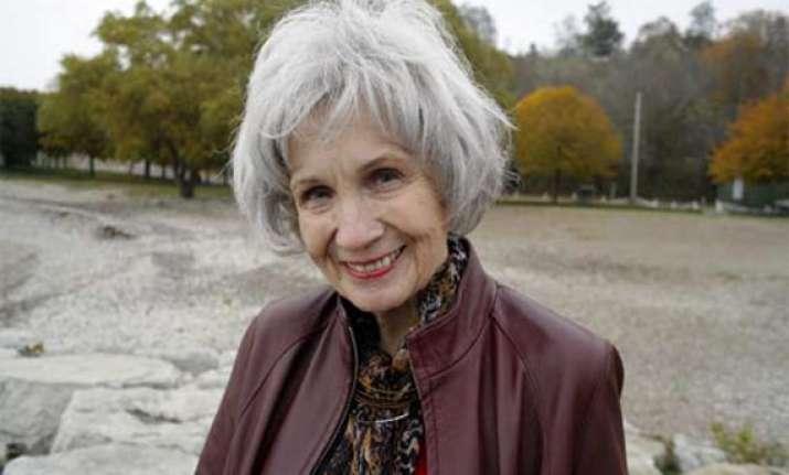 canadian writer alice munro wins nobel literature prize