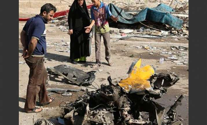 car bombs kill at least 56 people in iraq