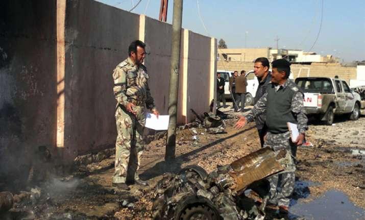 car bomb kills 8 in northern iraq