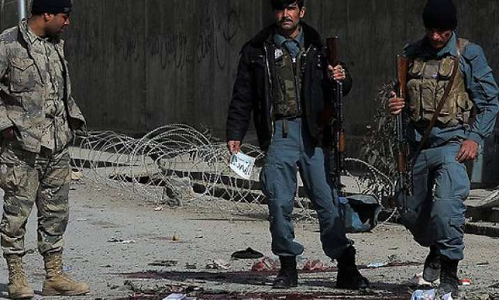 car bomb kills seven in kandahar