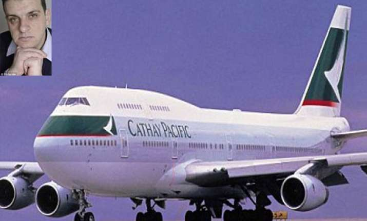 cathay pacific refused job because of a muslim name
