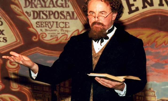 charles dickens was a womaniser and heavy drinker
