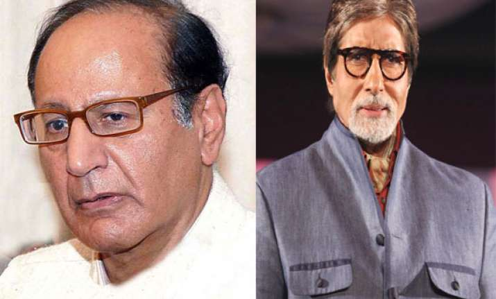 chaudhry shujaat hussain invites amitabh bachchan who has