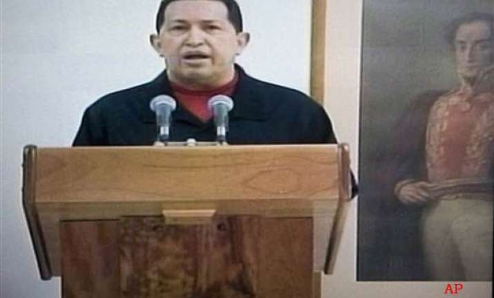 chavez says cancerous tumour removed in cuba surgery