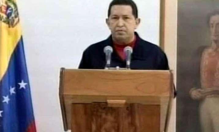 chavez s cancer revelation rattles venezuela