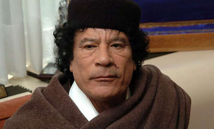 chief bodyguard reveals last days of muammar gaddafi