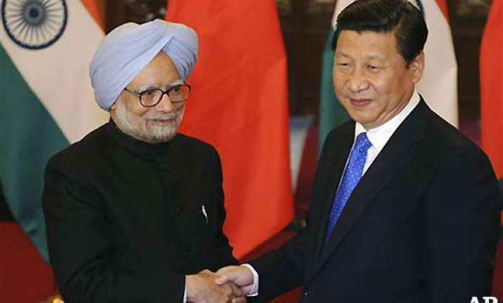 china india should resolve boundary issue quickly says pm