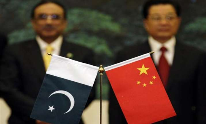china pakistan to boost military ties