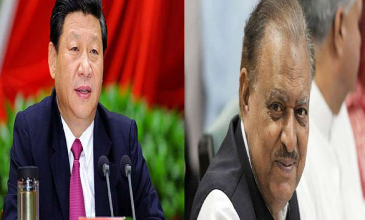 china pakistan vow to strengthen anti terrorism co operation