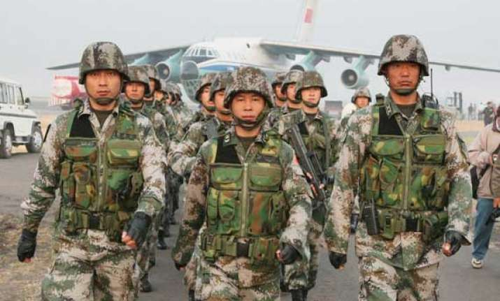 china hikes defence budget by 12.2 per cent to usd 132 bln