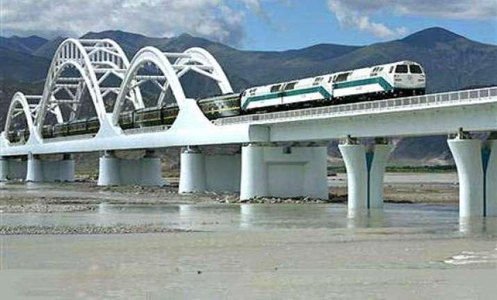 china planning new rail link close to arunachal pradesh