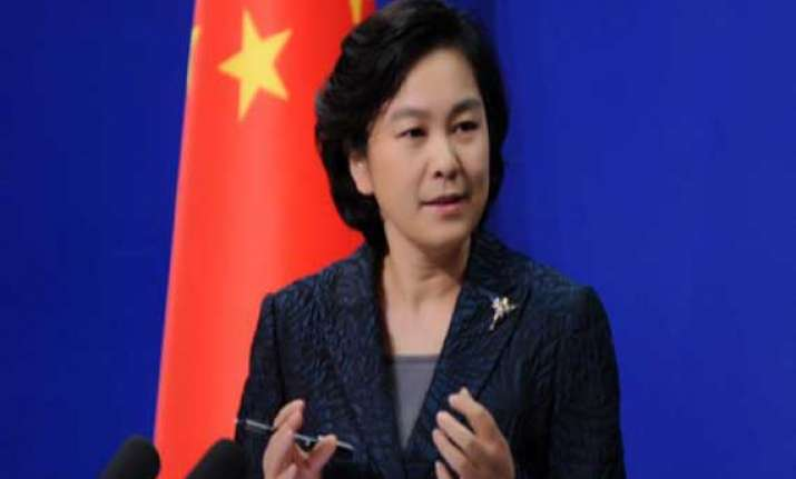 china says not perturbed by growing india bhutan ties