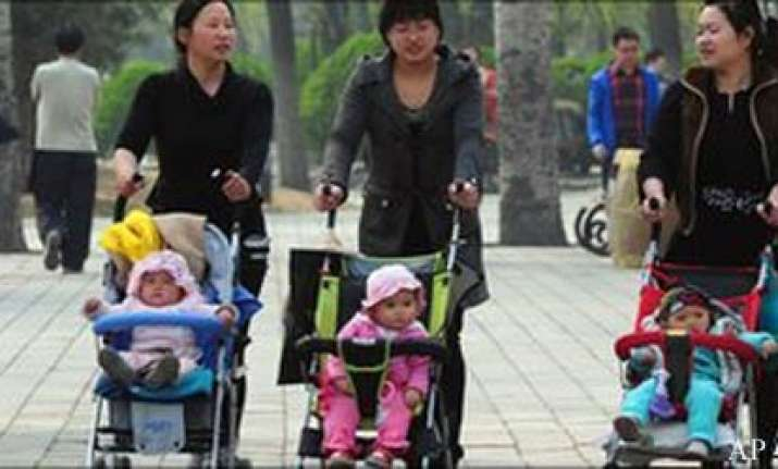 china population aging rapidly