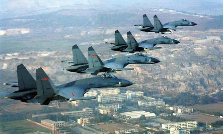 china holds air war to choose its best fighter pilots