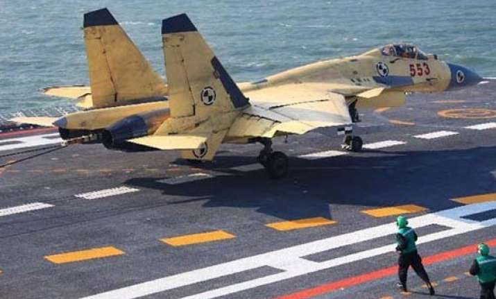 china must develop larger aircraft carriers says expert