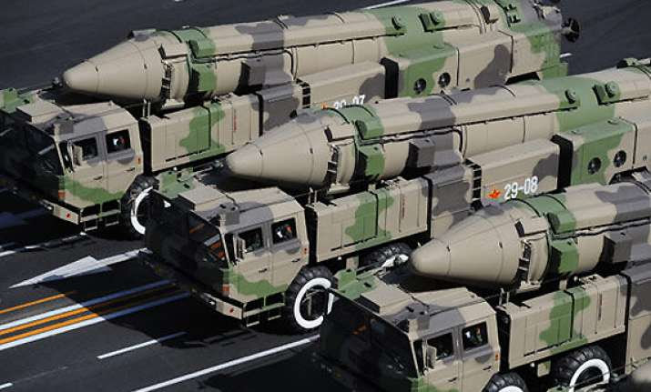china steps up conventional missile capability